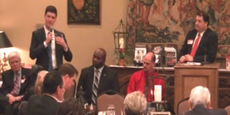 VIDEO: The Louisiana Strong 6th District Candidate Forum (Question 1)