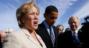 Landrieu and Obama