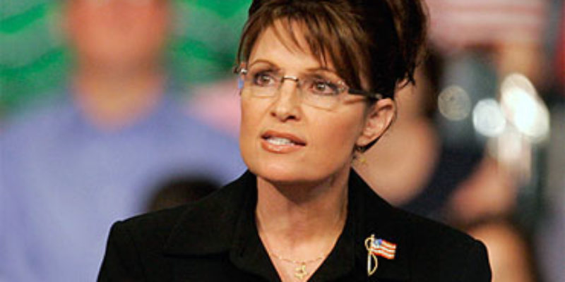 Sarah Palin Endorses Maness For Senate