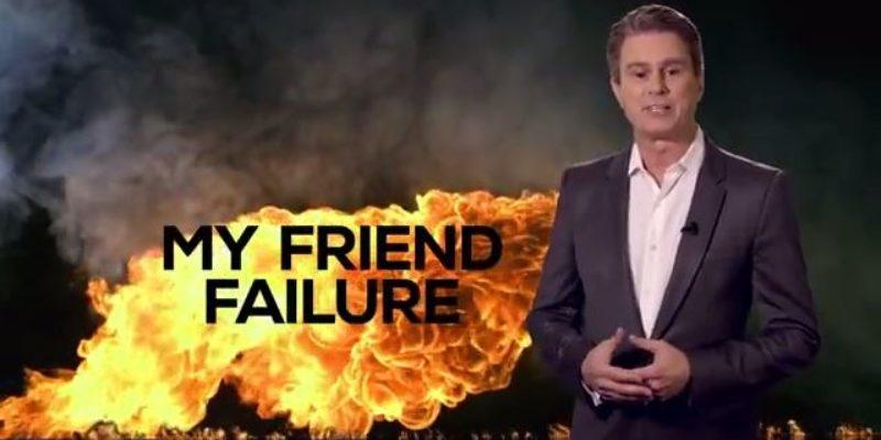 FIREWALL: My Friend Failure