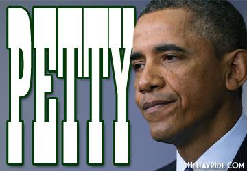 obama petty