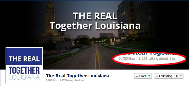 real together louisiana
