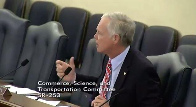 VIDEO: Johnson Blows Up Rockefeller Over Obamacare Race Card