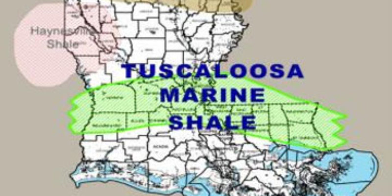 BRIGGS: Tuscaloose Marine Shale Is Not Louisiana's First Rodeo