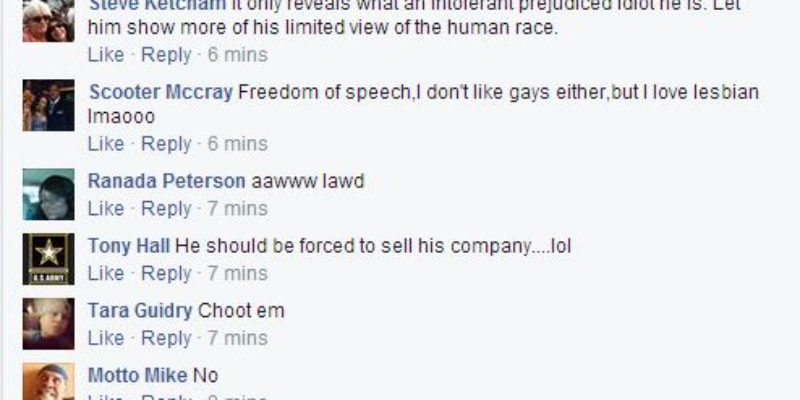 The Media Is Stoking Up A New Phil Robertson Thing, But Check Out The Reactions