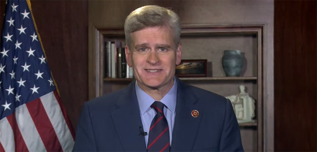 VIDEO: Cassidy Delivers The GOP Response To Obama's Weekly Address