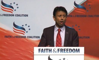 JINDAL: I'm Holding Firm Against Gay Marriage