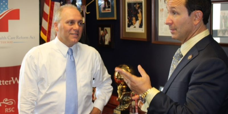 BREAKING: Congressman Steve Scalise Endorses Jeff Landry For Attorney General