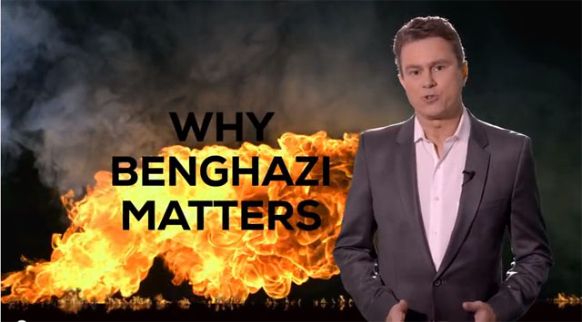 FIREWALL: The Best Summary Of The Benghazi Debacle You Will Ever See