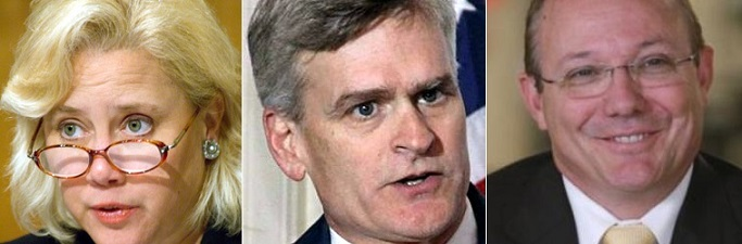 NO MORE MR. NICE GUY: Cassidy Hits Back At Landrieu, Slams Maness