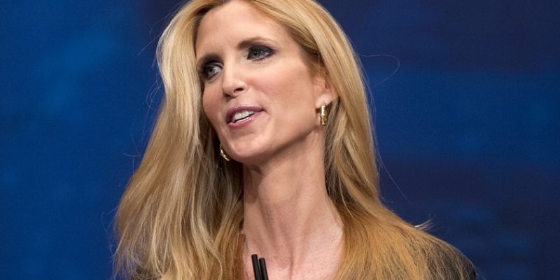 Ann Coulter To Conservatives: 'Shut Up About Thad Cochran And Get Behind Bill Cassidy'
