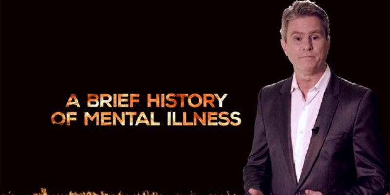 FIREWALL: A Brief History Of Mental Illness