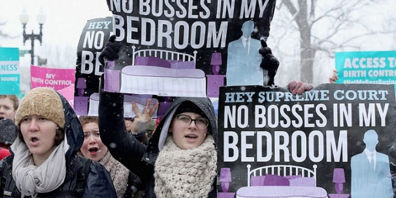 VIDEO: These Pro-Choice Protesters Don't Know What The Hobby Lobby Case Is About