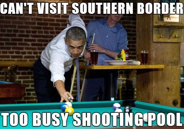 obama southern border