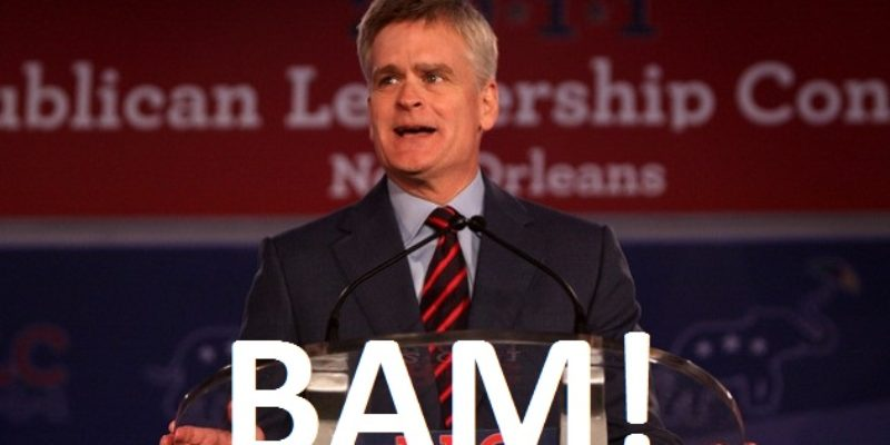 VIDEO: Cassidy's New Attack Ad On Landrieu May Be His Best Yet
