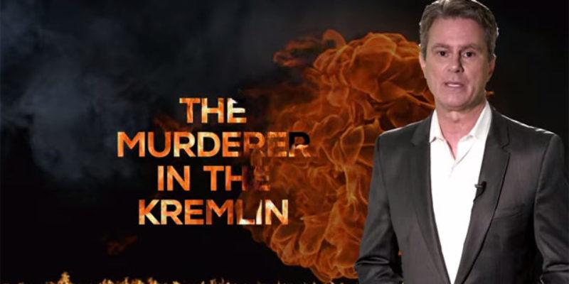 FIREWALL: The Murderer In The Kremlin