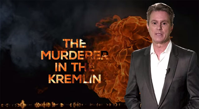 FIREWALL: The Murderer In The Kremlin