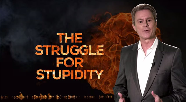 FIREWALL: The Struggle For Stupidity