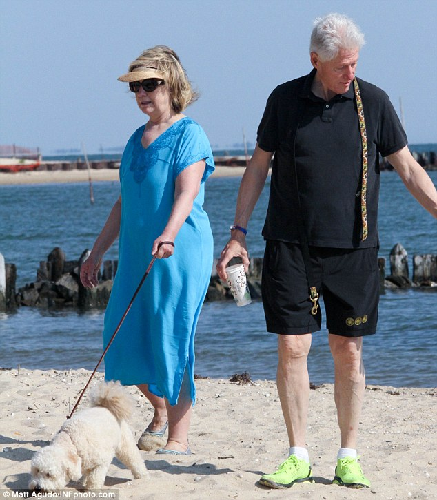 Though the photos of the two are quite hilarious  the comments of    Bill Clinton And Hillary Clinton 2014