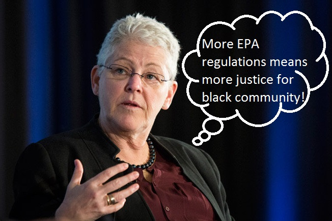 EPA: 'CO2 Regulations Are About Justice For Blacks'