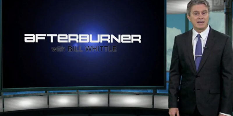 AFTERBURNER: Into The Fog Of 2016