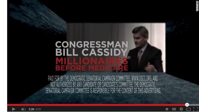 VIDEO: New Attack Ad On Bill Cassidy Full Of Half-Truths