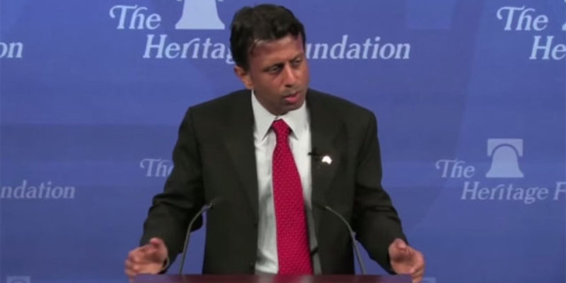 VIDEO: Jindal's Doing Everything He Can To Blow Up Common Core