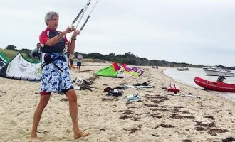 This Is What John Kerry Did For Labor Day Instead Of Devising A Strategy On ISIS