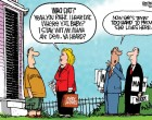 Possibly The Funniest Mary Landrieu Political Cartoon Ever