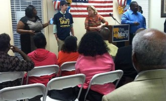 MORE MISUSE? Mary Landrieu Campaigned At Katrina Jackson's District Office