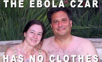 VIDEO: It's Actually Quite Scary How Bad A Choice Ron Klain Is As Ebola Czar