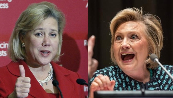 Hillary Clinton Is Comin' To Town To Help Mary Landrieu's Campaign