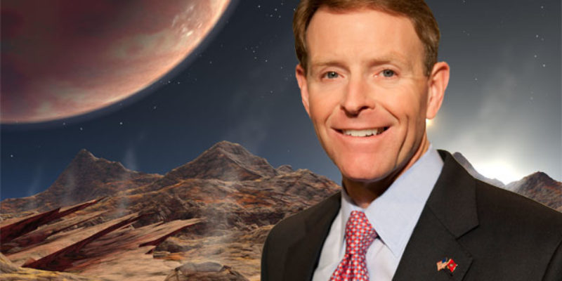 Tony Perkins Takes A Crack At Being The Jesse Jackson Of The Louisiana GOP