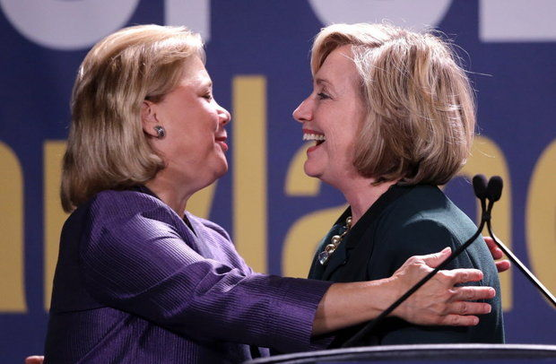 Hillary Clinton Is Throwin' Mary Landrieu An Elitist Fundraising Party In New York