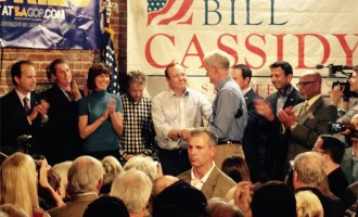 MANESS: I Fully Support Cassidy For Senate