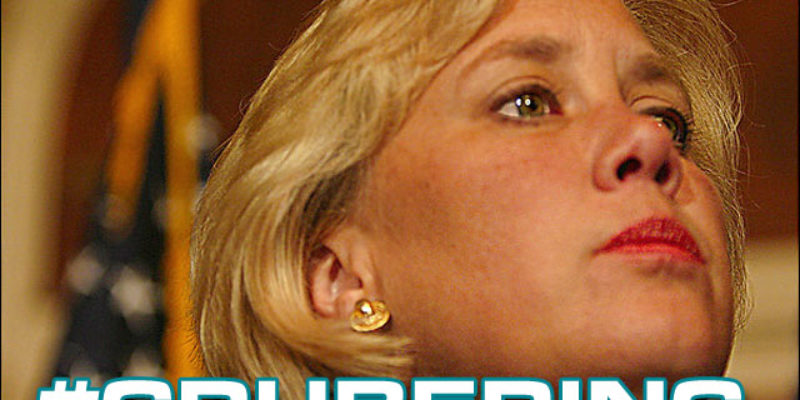 Katrina Jackson Does Voiceover On Another #Grubering Mary Landrieu Black Radio Ad