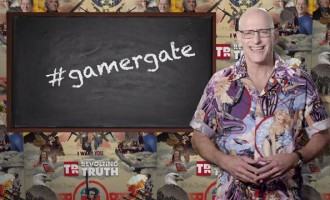 THE REVOLTING TRUTH: #Gamergate Forever!