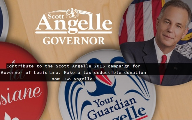Gubernatorial Candidate's Website Accidentally Says Contributions Are 'Tax Deductible'