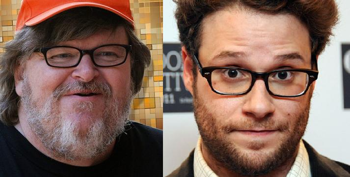HOLLYWOOD HYPOCRITS: Michael Moore And Seth Rogen's 'American Sniper' Smear Campaign