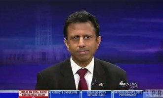 Jindal, On Stephanopoulous, Defends His Speech At The Response