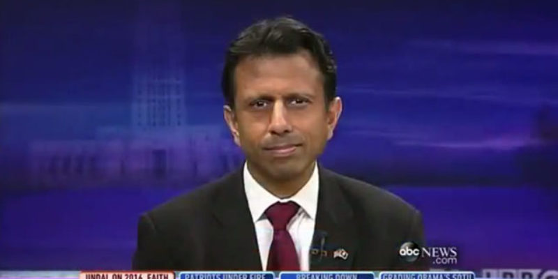 Three Untruths You Are Supposed To Believe About Bobby Jindal's Time As Governor