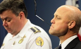 Somebody Ripped Off Mitch Landrieu's Car Over The Weekend…
