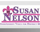 """HUDSON: Susan Nelson – the """"Independent"""" in the District 66 Race"""