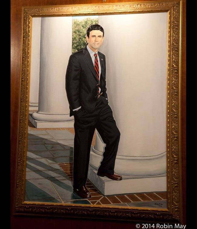 Jindal portrait