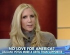 Coulter's Excellent Question: If Dems Can Call Republicans Racist, Why Can't They Be Called Unpatriotic?