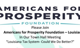 HUDSON: Americans For Prosperity Town Hall Tonight
