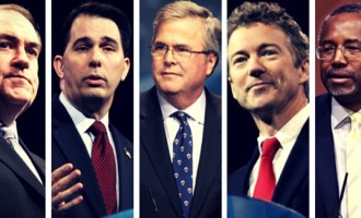 New GOP Presidential Poll Shows The Race Is Between Two People