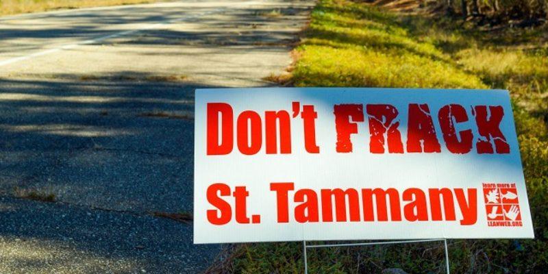 Anti-Fracking St. Tammany Parish Councilman Announces Run For The State Legislature