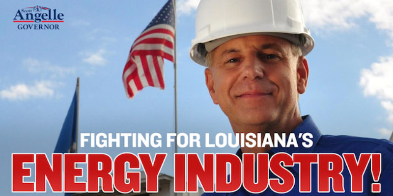 ANGELLE: It's Time To Make The Federal Government Listen To Louisiana On Oil And Gas