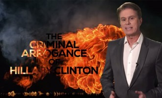 FIREWALL: The Criminal Arrogance Of Hillary Clinton